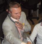 Николай прянишников решил лично проверить условия работы операторов в новом центре поддержки клиентов