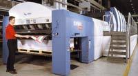 KBA Rapida 205— самая крупноформатная листовая офсетная машина в мире