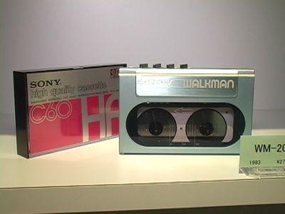 Sony WM-2 Walkman (1)