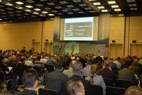 На юбилейной Cisco Expo зарегистрировались более 3 тыс. участников - больше, чем в любом предыдущем году.