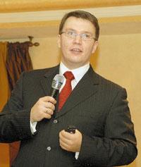 Сергей Лобов: «Проекты, представленные HP Software впрошлом году, выходили за рамки типовых подходов квнедрению истандартной функциональности»