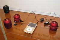 Для устройств такого размера звук, обеспечиваемый Tweakers Mini-Boom Speakers, очень неплох - даже после падения с высоты