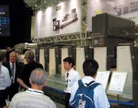 Мировой дебют упомянутой в статье Komori Lithrone SX29 состоялся совсем недавно, на японской выставке IGAS осенью прошлого года