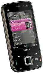 N85 представляет собой слайдер сэкраном на органических светодиодах сдиагональю 2,6 дюйма