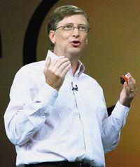 Свое последнее выступление перед разработчиками Билл Гейтс завершил обсуждением перспектив робототехники