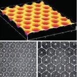 Гравировка термальным YAG-лазером гексагонального растрового валика с углом 60╨