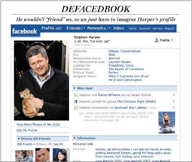 Сайт Facebook был основан вфеврале 2004года иявляется сейчас одной из популярнейших вмире платформ социальных сетей. Он насчитывает примерно 42млн. активных пользователей