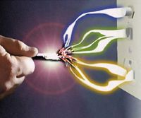G.hn, универсальный стандарт построения домашних кабельных сетей, регламентирующий передачу данных по электрическим проводам, телефонным линиям и коаксиальному кабелю, должен обеспечить быстродействие до 1 Гбит/с
