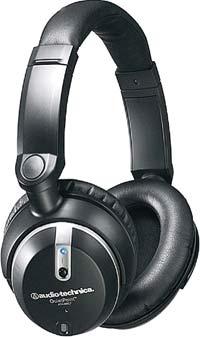 Audio-Technica ATH-ANC7 QuietPoint Для профи и ценителей богатого звучания