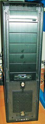 Рисунок 1. Серверы с корпусами Tower подходят главным образом для малых предприятий.