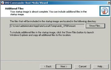 Добавление дополнительных файлов