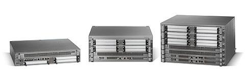 Модели линейки маршрутизаторов ASR 1000 будут выполнены в формфакторах 2U, 4U и 6U