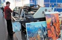 На выставку компания привезла модель нового поколения StellarJet K100UV, уровнем выше предыдущей GCC StellarJet250