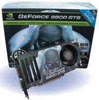 BFG GeForce 8800 GTS 640Mb