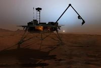 Поддержание ежедневного бесперебойного функционирования роботизированной руки, а также других элементов Mars Lander требует от программистов огромного объема рутинной работы (иллюстрация: NASA/JPL)