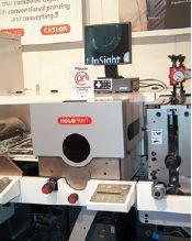 Стенд Nilpeter. Модуль печати голограмм Holoprint в составе Nilpeter FA-line — одна из самых ярких и запоминающихcя инноваций выставки