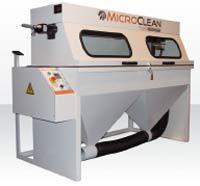 Автономная камерная система очистки анилоксов MicroClean