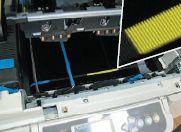 Рис. 4. Фотография реального тестового объекта для контроля приводки, который нам удалось