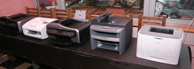 Дизайн новых принтеров и многофункциональных устройств Canon стал индивидуальнее