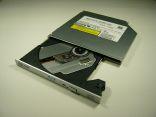 Высота оптического дисковода Panasonic- 9,5 мм - стандартная для многих дисководов, которыми оснащаются ноутбуки