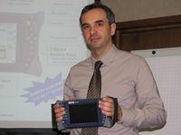 Доминик Астэ: «MTS-4000 позволяет решить большинство измерительных задач в сетях доступа»