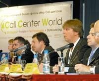 ВМоскве прошел VII Международный бизнес-форум Call Center World