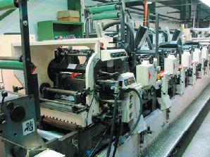 Nilpeter расширяет границы возможностей средне- и узкорулонной печати