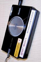 Опытный образец цифровой камеры Kodak с10-крат?ным зум-объективом иподдержкой интерфейса Certified Wireless USB, выполненной на основе чипсета Alereon AL4000