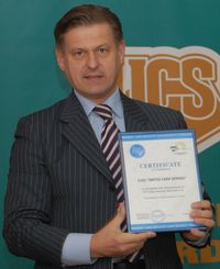 Владимир Комлев, генеральный директор UCS, считает, что сертификация стоит затраченных на нее усилий