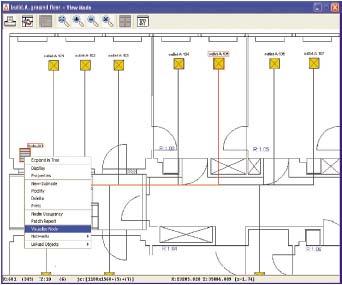 Рисунок 1. Сетевая документация предоставляет полный обзор инфотелекоммуникационных сетей.