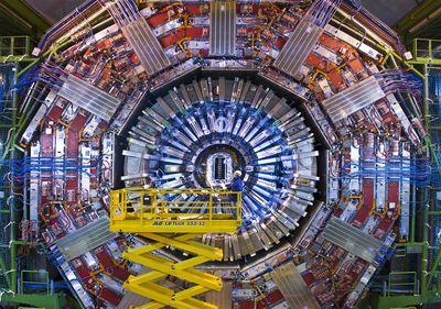 Даже не совсем исправный коллайдер может принести пользу науке