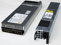 Модели первого поколения 650W Power Sub-System иAC-DC 1U 1200W Power Supply, разработанные для серверов размеров 1U, имеют однократную (1+1) избыточность сактивной системой перераспределения нагрузки игорячей заменой, атакже коммуникационные интерфейсы