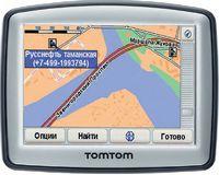 TomTom ONE — яркий представитель серии моделей компании TomTom, предназначенных для нетребовательных пользователей. Собственно, это понятно уже из названия аппарата — производитель позиционирует свое детище в качестве устройства для тех, кто выбирает свой первый GPS-приемник