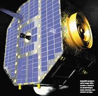 Задание космического зонда IBEX— заснять инанести на космическую карту границы Солнечной системы