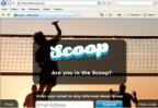 Scoop идет на смену Facebook