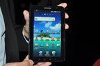Samsung представляет Galaxy Tab