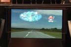 Pioneer представляет прототип лазерного автомобильного дисплея