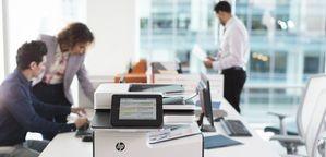 НР анонсирует новые сервисы и технологии для самых защищенных в мире принтеров