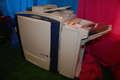 В Xerox утверждают, что  ColorQube выгоднее лазерных аналогов и по цене отпечатка, и по общей  стоимости владения